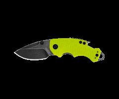 Shuffle - Lime Green, BlackWash