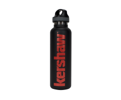 Kershaw Insulated Water Bottle - Black