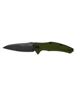 7777OLBW Bareknuckle - Olive, Blackwash