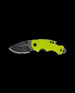 8700LIMEBW Shuffle - Lime Green, BlackWash