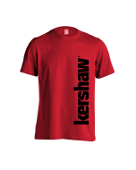 SHIRTKER182 Kershaw T-Shirt - Red