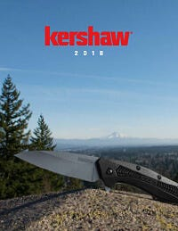 Kershaw 2018 catalog .PDF