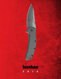 Kershaw 2016 Catalog .PDF